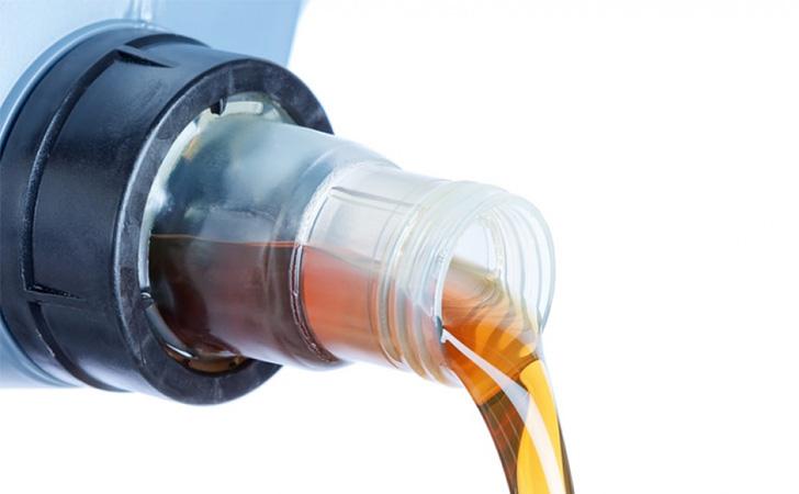 Nouvelle huile moteur